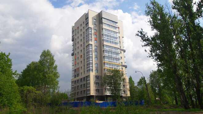 ЖК Форт Рыбацкий